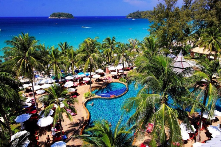 BEYOND RESORT KATA(EX.KATA BEACH RESORT & SPA 4*