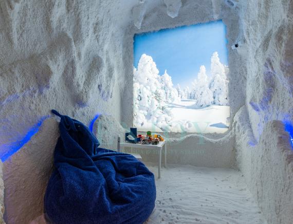соляная пещера в москве