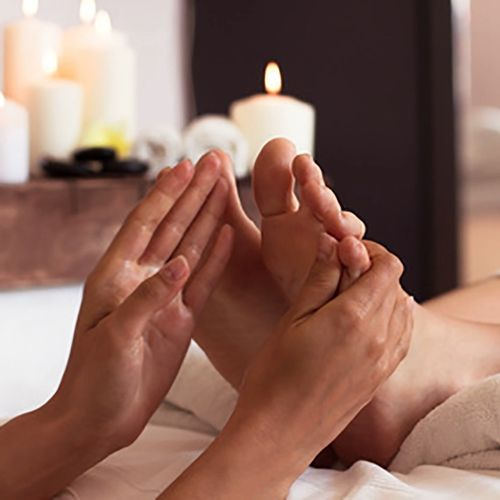 массаж ног в москве
