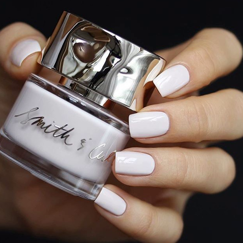 Manicure with Smith & Cult coating