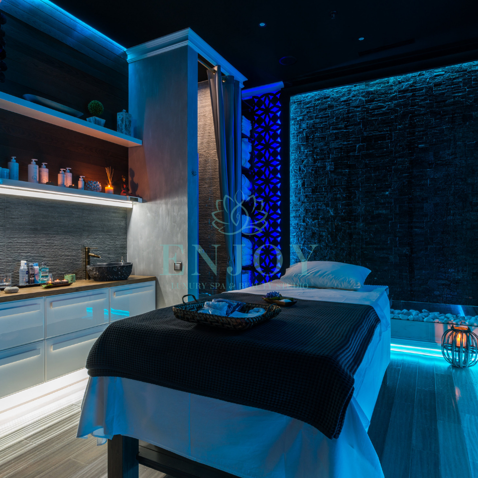 Spa salon in Moscow