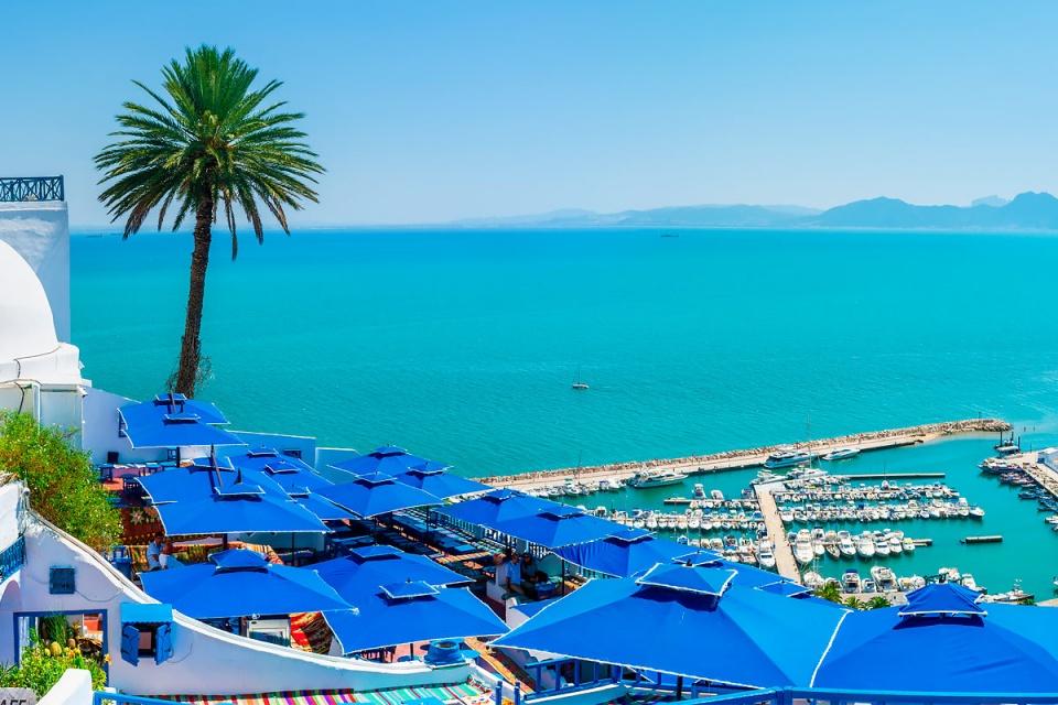 горящие туры в тунис