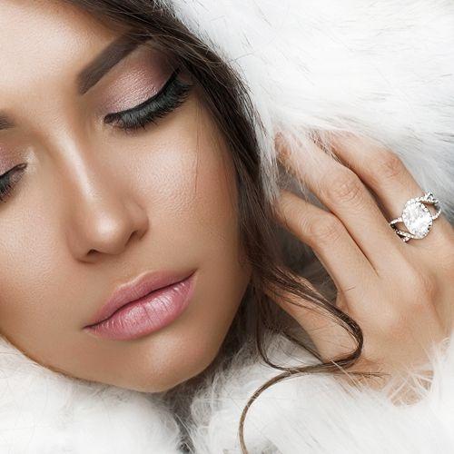макияж для фотосессий