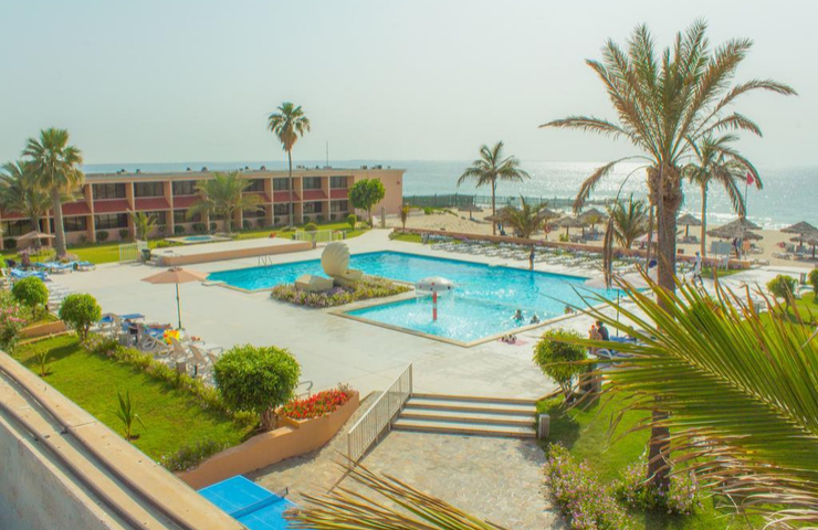 LOU' LOU'A BEACH RESORT SHARJAH 3*