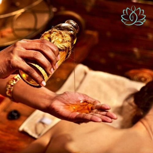 массаж горячим маслом москва