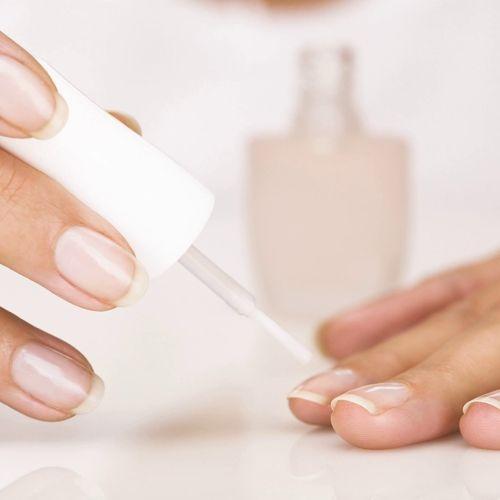 лечебное покрытие ногтя