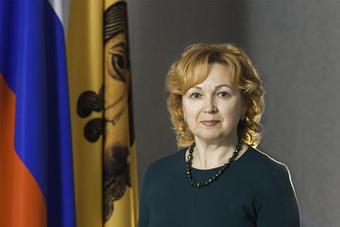 Комиссарова Галина Ивановна. Член Президентского Совета ПАПБиА