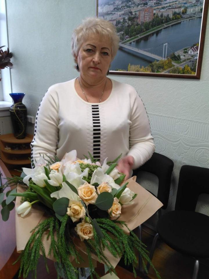 Щетинина Валентина Владимировна. Член Президентского Совета ПАПБиА