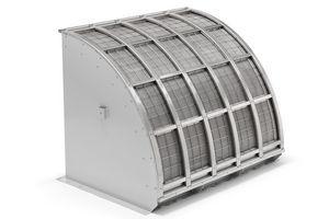 Беспламенное вентилирование Q-Box - рентабельное внутреннее взрыворазрядное устройство против взрывов пыли