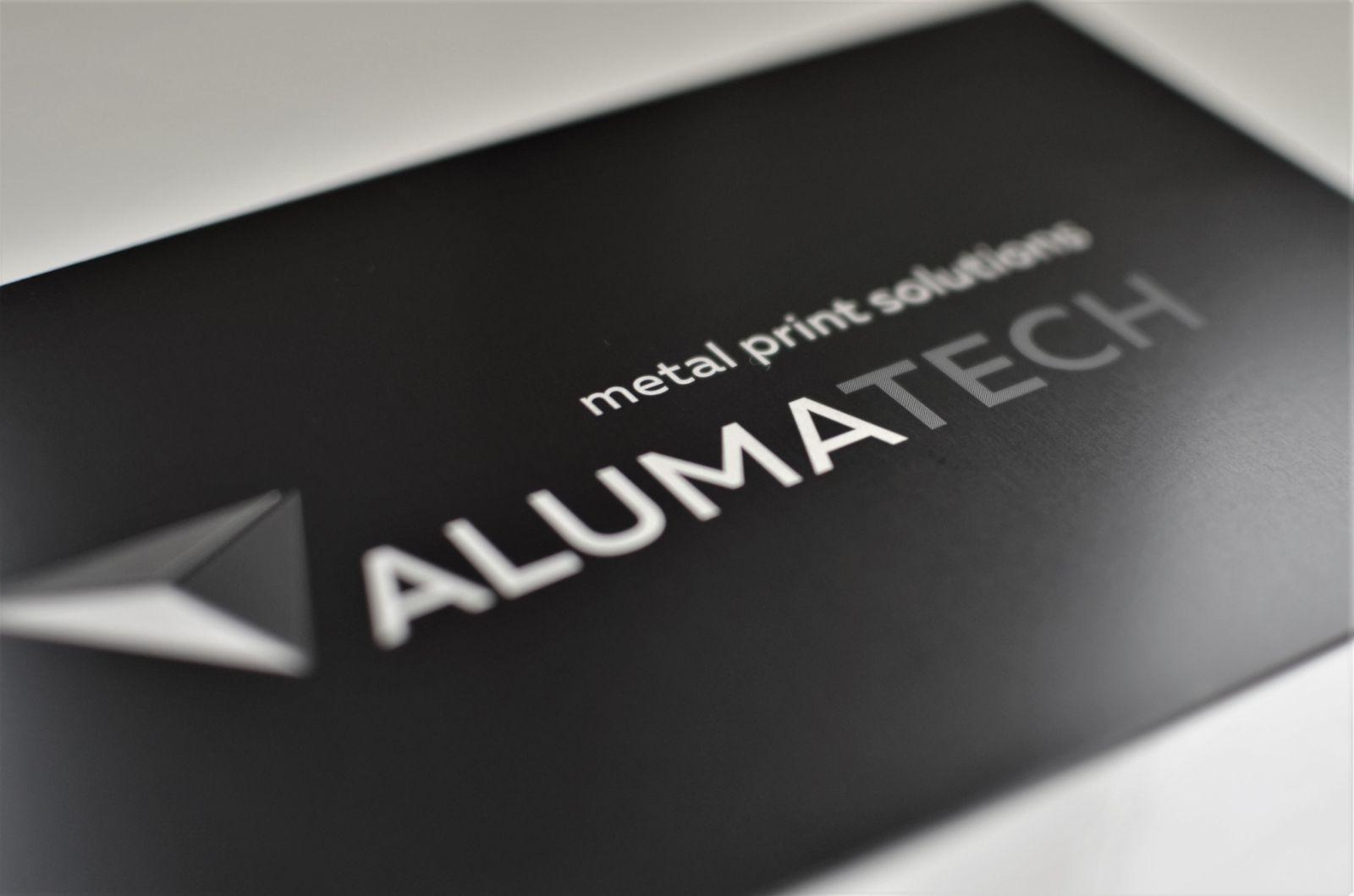 Гравировка на анодированном алюминии