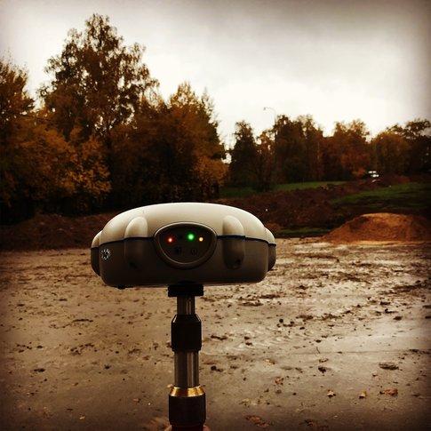 GPS приёмники для выноса в натуру