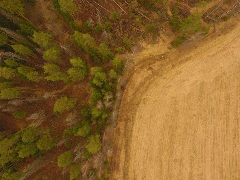 Аэрофотосъёмка для топографии
