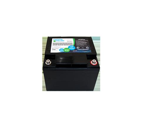 Литий-ионная LiFePO4 аккумуляторная батарея