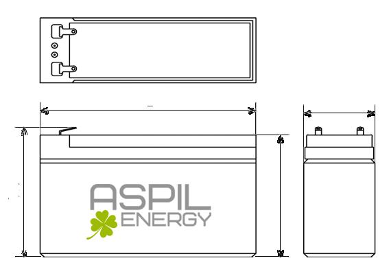 Заказ на изготовление литий-ионных аккумуляторов Aspil Energy, по вашим размерам и спецификациям