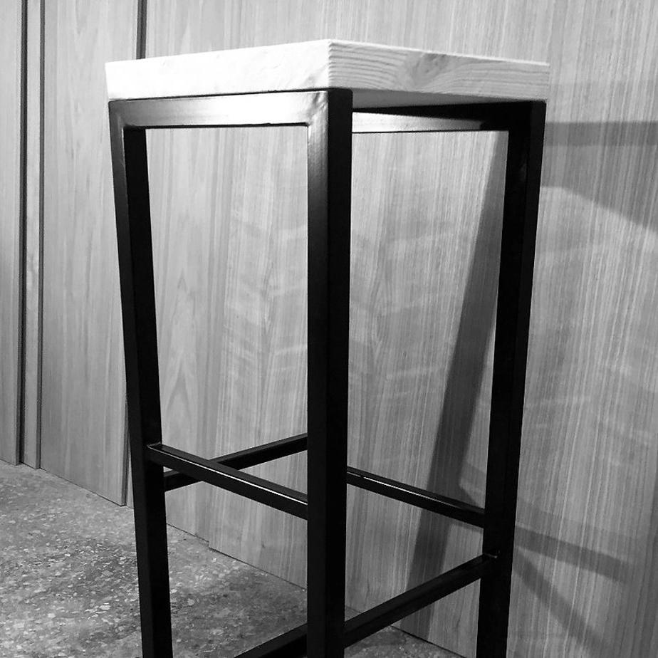 "картинка лофт БАРНЫЙ СТУЛ ""PITTSBURGH"" от мастерской Loft-u"