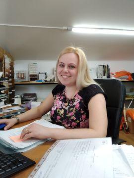 Старший менеджер Мария фото