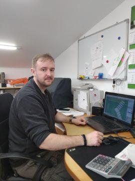 Начальник производства Сергей фото
