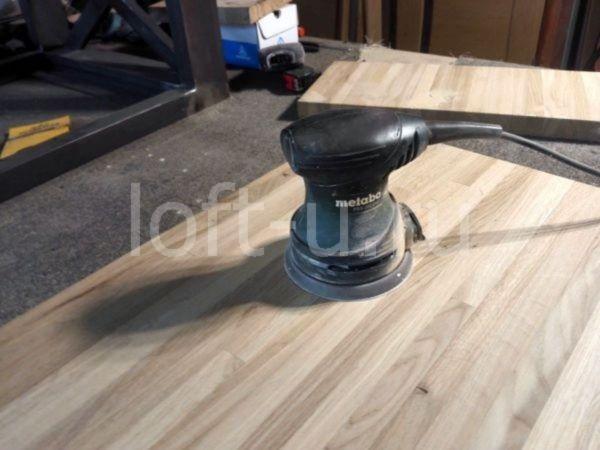 лофт журнальный стол и консоль 23