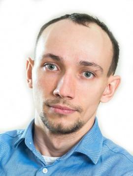Инженер-геодезист Алексей Ильин