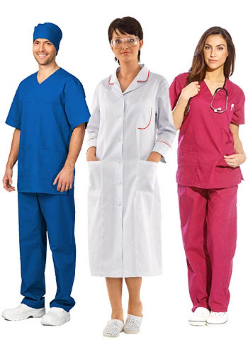 медицинская одежда - пошив оптом под заказ
