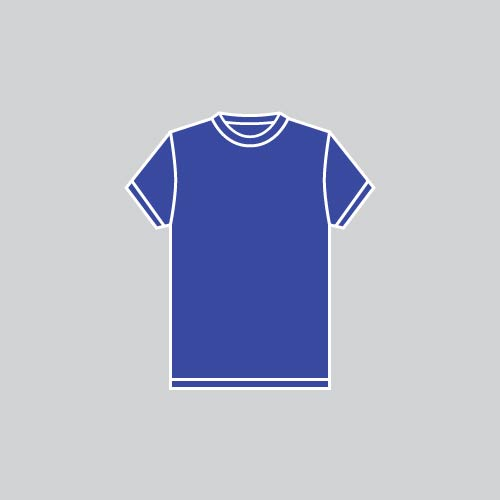 Пошив футболок с коротким рукавом
