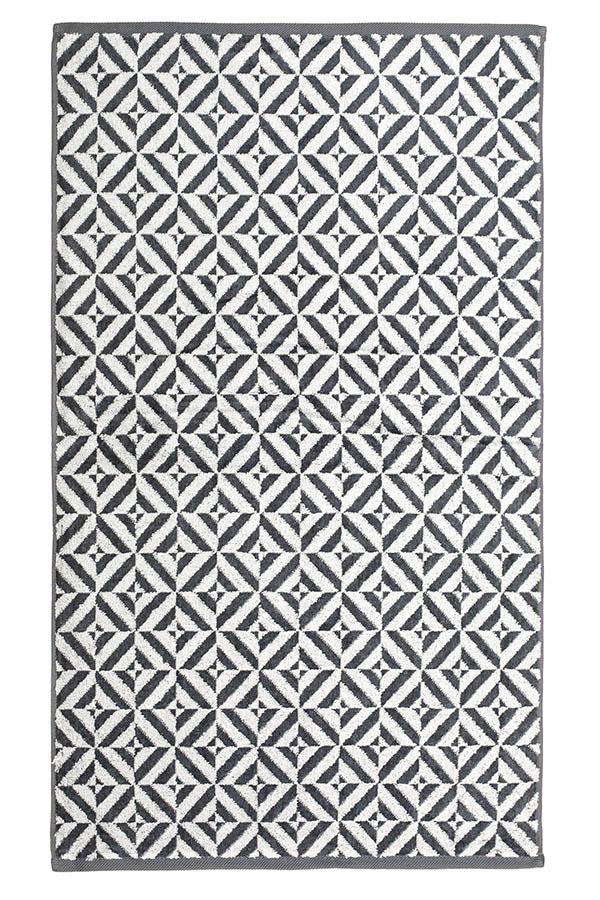 картинка Махровое полотенце 50*90 темно-серый от магазина Одежда+