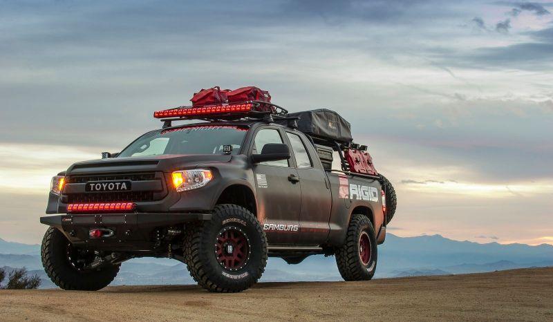 RIGID Toyota Tundra
