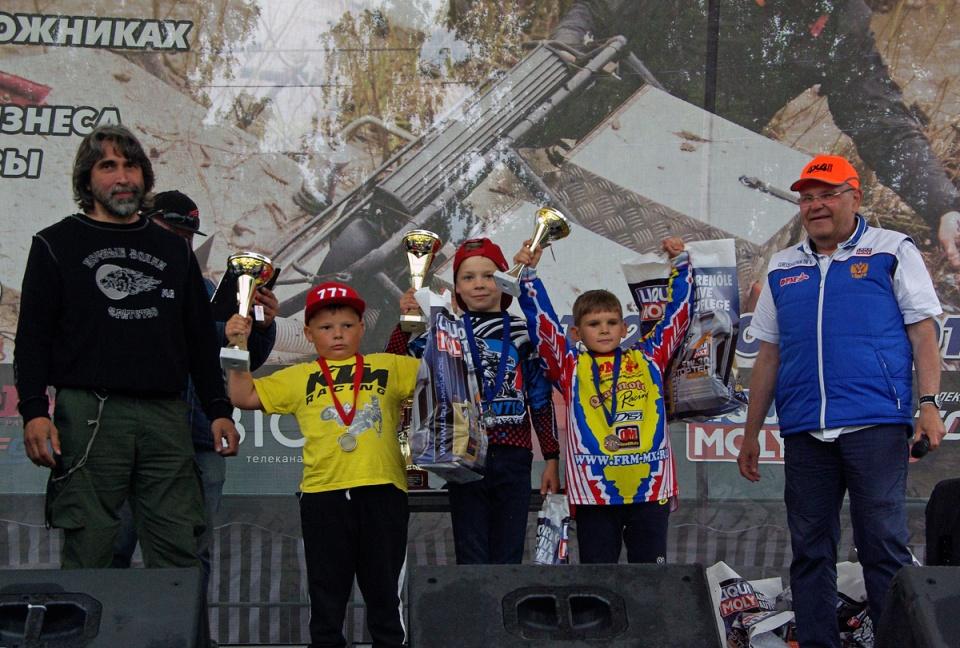 Победители Кубка ФАМО-ФРМ 2018