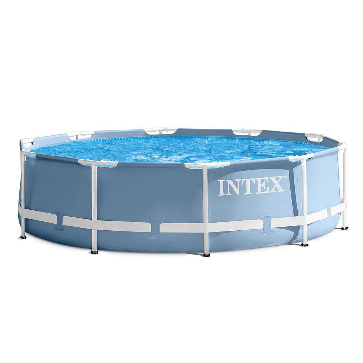 каркасный прямоугольный бассейн