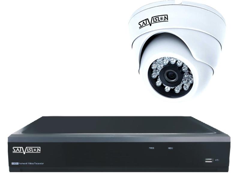 картинка Комплект системы видеонаблюдения от интернет магазина Точка доступа