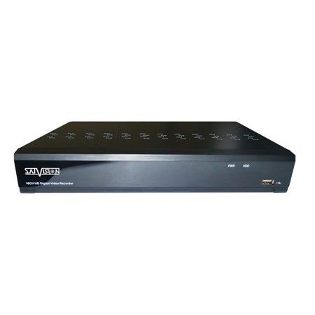 картинка AHD видеорегистратор 4-х канальный SVR-8115P от интернет магазина Точка доступа