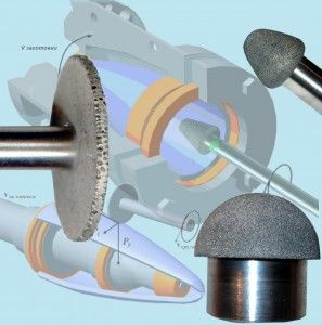 Алмазные инструменты «МОНАЛИТ» для обработки твердых материалов - керамики, твердого сплава  Алмазные инструменты «МОНАЛИТ» для обработки лангасита и лангатата
