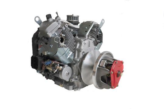 Двигатель 24 Л.С. на снегоход БУРАН