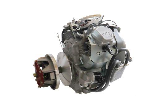 Двигатель 27 Л.С. на снегоход БУРАН