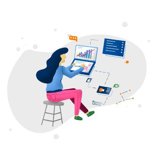 Создание и разработка сайта в Digital-агентстве CashFlow
