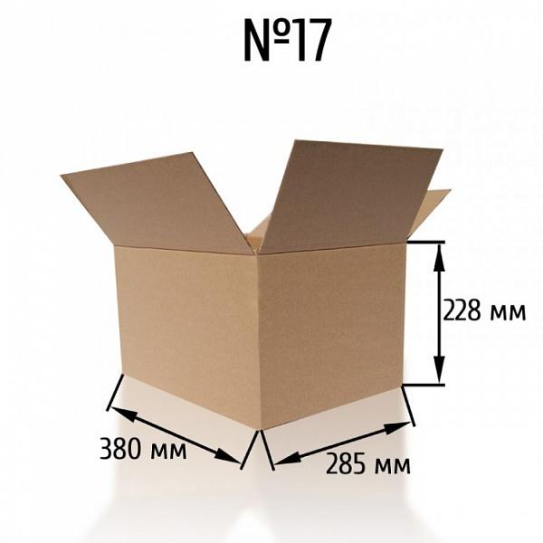 Коробка № 17