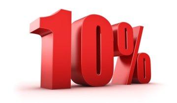Мой Склад скидка 10%
