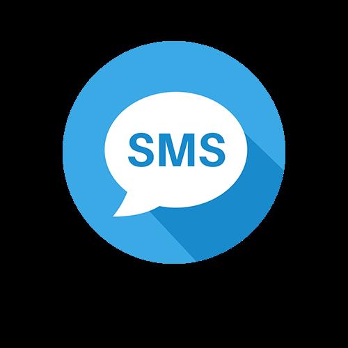 сервисная рассылка SMS