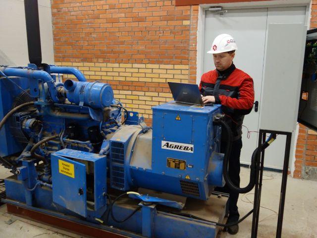 диагностика дизель-генераторных установок