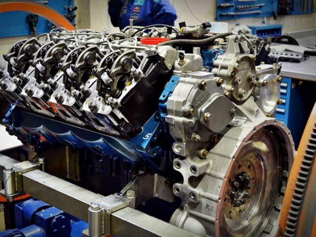 капитальный ремонт двигателей ямз и тмз