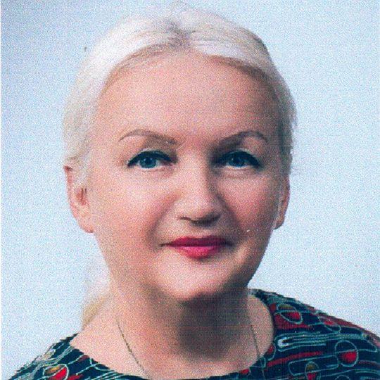 Сафронова Евгения Вениаминовна