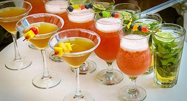 Кейтеринг коктейль-бар