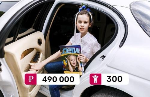 Открытие журнала «Дети 23 регион» портфолио