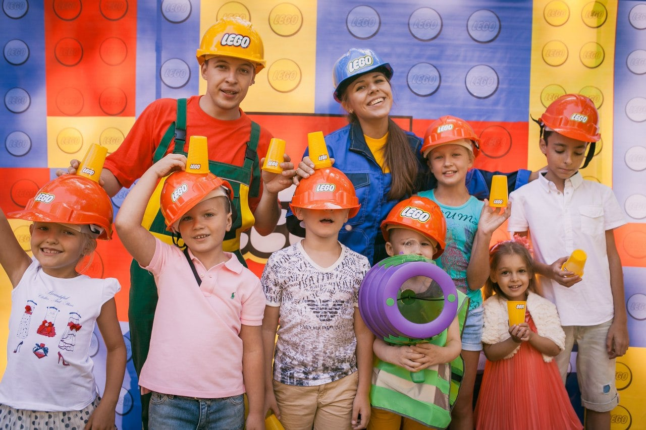 «Lego party» фото 1