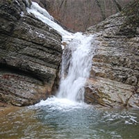 Водопады Ачибс