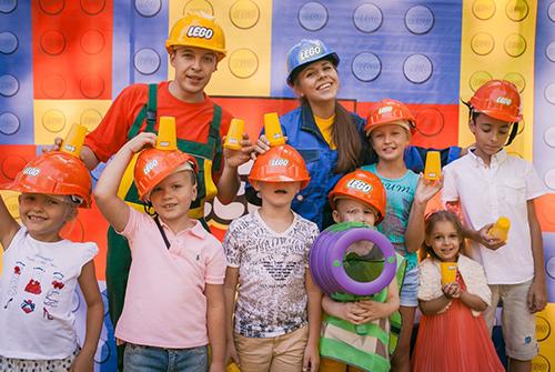 «Lego party» Ивана