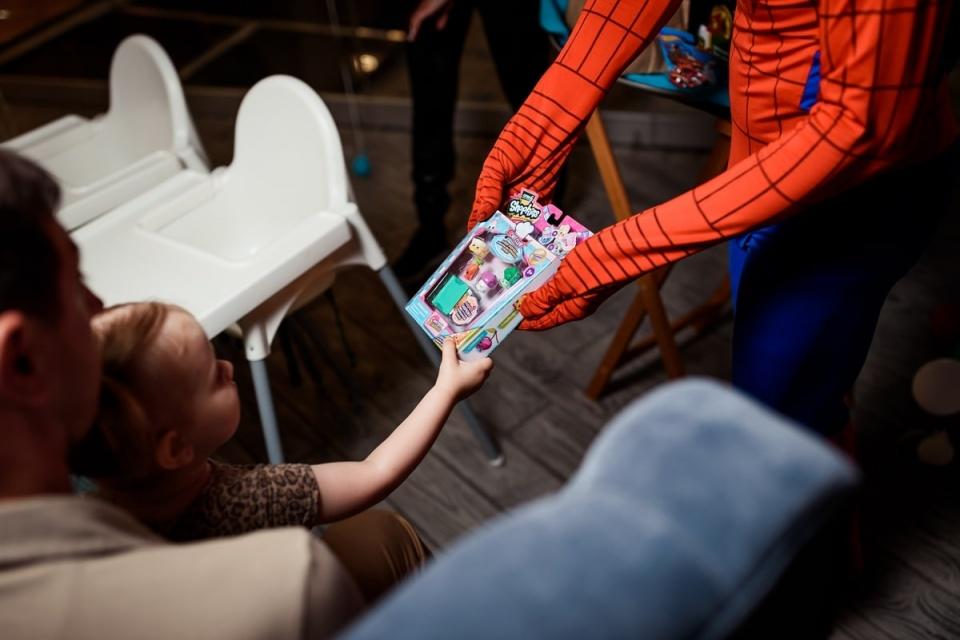 «Супергерои» фото 19