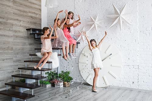 «Fashion party» Анны