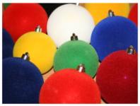 Брендирование елочных шаров2| UlrihMedia