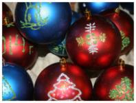 Брендирование елочных шаров5| UlrihMedia